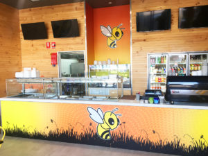 BUSY BEE CAFE