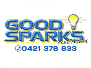 GOOD_SPARKS_ELECTRICAL LOGO design