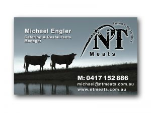NT_MEATS LOGO design