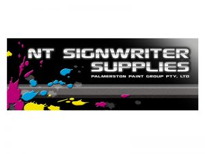 NT_SIGNWRITERS_SUPPLIES LOGO design
