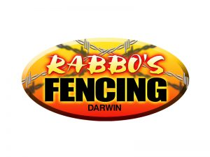 RABBOS_FENCING LOGO design