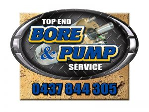 TOP_END_BORE__PUMP LOGO design