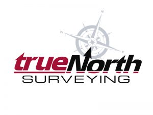 True_North_Surveying LOGO design