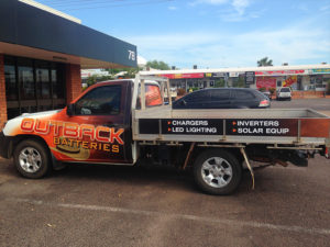 outback batteries ute