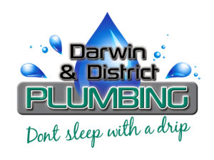 DARWIN & DISTRICT PLUMBING LOGO