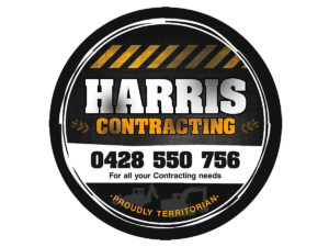 HARRIS CONTRACTING LOGO